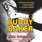 Buddy Baker by  Ben Ohmart audiobook