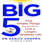 The Big Five by  David Fisher audiobook