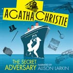 The Secret Adversary by  Agatha Christie audiobook