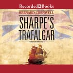 Sharpe's Trafalgar by  Bernard Cornwell audiobook