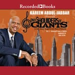 On the Shoulders of Giants, Vol 3 by  Kareem Abdul-Jabbar audiobook