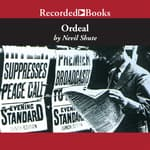 Ordeal by  Nevil Shute audiobook