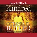 Kindred by  Octavia Butler audiobook