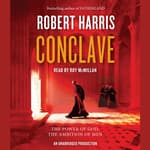 Conclave by  Robert Harris audiobook