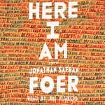 Here I Am by  Jonathan Safran Foer audiobook