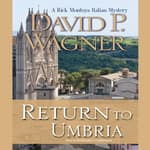 Return to Umbria by  David P. Wagner audiobook
