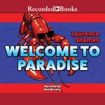 Welcome to Paradise by  Laurence Shames audiobook