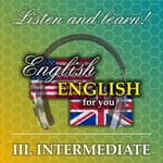 English for you III Intermediate by  Richard Ludvik audiobook