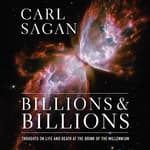 Billions & Billions by  Carl Sagan audiobook
