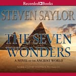 The Seven Wonders by  Steven Saylor audiobook
