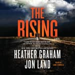 The Rising by  Jon Land audiobook