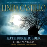 Kate Burkholder: Three Novellas by  Linda Castillo audiobook