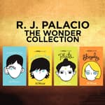 R. J. Palacio - The Wonder Collection by  R. J. Palacio audiobook