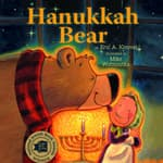 Hanukkah Bear by  Eric Kimmel audiobook