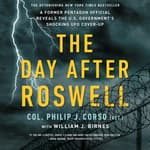 The Day After Roswell by  William J. Birnes audiobook
