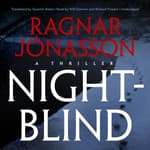Nightblind by  Ragnar Jónasson audiobook
