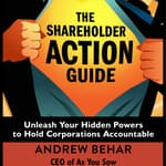 The Shareholder Action Guide by  Andrew Behar audiobook