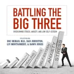 Battling the Big Three by  Dan Johnston audiobook