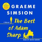 The Best of Adam Sharp by  Graeme Simsion audiobook