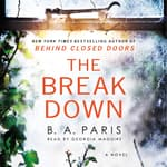 The Breakdown by  B. A. Paris audiobook
