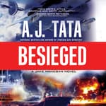 Besieged by  A. J. Tata audiobook