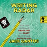 Writing Radar by  Jack Gantos audiobook