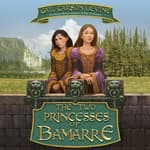 The Two Princesses of Bamarre by  Gail Carson Levine audiobook