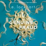 Genuine Fraud by  E. Lockhart audiobook