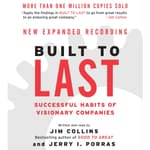Built to Last by  Jim Collins audiobook