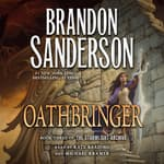 Oathbringer by  Brandon Sanderson audiobook