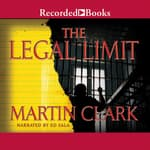Legal Limit by  Martin Clark audiobook