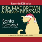 Santa Clawed by  Rita Mae Brown audiobook