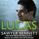 Lucas by  Sawyer Bennett audiobook