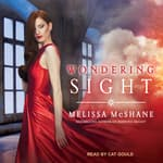 Wondering Sight by  Melissa McShane audiobook