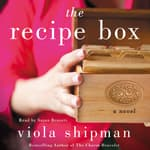 The Recipe Box by  Viola Shipman audiobook