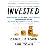 Invested by  Phil Town audiobook