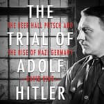 The Trial of Adolf Hitler by  David King audiobook