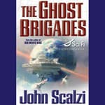 The Ghost Brigades by  John Scalzi audiobook