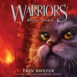 Warriors #4: Rising Storm by  Erin Hunter audiobook