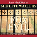 Fox Evil by  Minette Walters audiobook