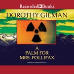 Palm for Mrs. Pollifax by  Dorothy Gilman audiobook