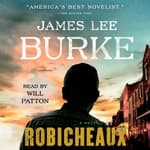 Robicheaux by  James Lee Burke audiobook