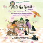 Nate the Great Collected Stories: Volume 5 by  Marjorie Weinman Sharmat audiobook