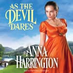 As the Devil Dares by  Anna Harrington audiobook