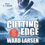 Cutting Edge by  Ward Larsen audiobook