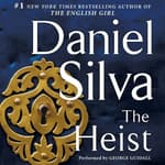 The Heist by  Daniel Silva audiobook