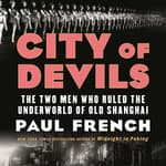 City of Devils by  Paul French audiobook