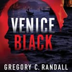 Venice Black by  Gregory C. Randall audiobook