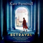 The Betrayal by  Kate Furnivall audiobook