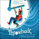 Throwback by  Peter Lerangis audiobook